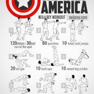 Tout les exercices de musculation