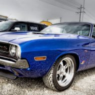 Used muscle car