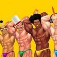 Video de gay muscle