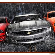 Voiture muscle car