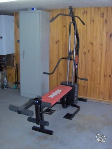 Weider Banc De Musculation