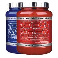 Whey proteine musculation