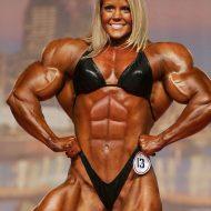 Women muscle