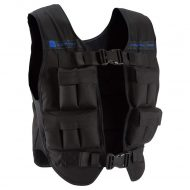 Gilet lesté musculation decathlon