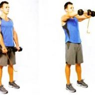 Exercice pour muscler les epaules